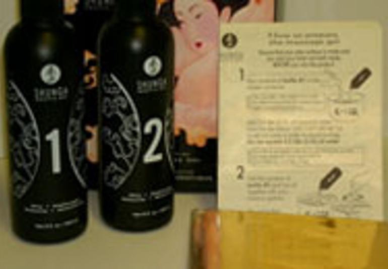 Shunga Massageset Produkttest